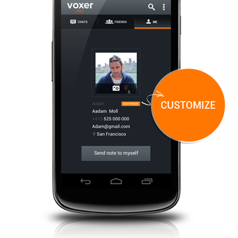 Introducing Voxer Usernames | Voxer Business | The Walkie