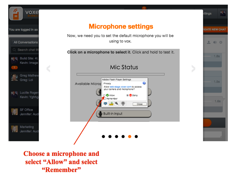 Announcing IE9, IE10, IE11 Support for Voxer for Web | Voxer