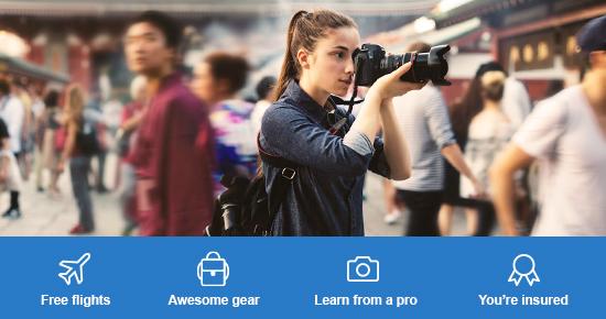 2016 Travel Photography Scholarship